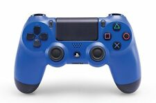 Official Sony PS4 Playstation 4 DualShock 4 Wireless Controller Wave Blue VG