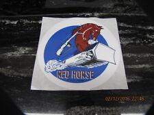 USAF Red Horse Sticker