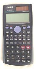 """Gray 6.5"""" Casio Fx 300Es Resin Portable Calculator"""