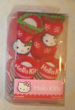 Hello Kitty Christmas Baby Booties