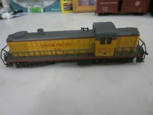 h o trains: Good running RSO--UNION PACIFIC light road diesel. 100% complete