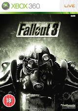 Fallout 3 XBOX 360 * in ottime condizioni *