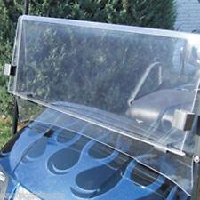 Ezgo Txt 1994'-Up Golf Cart Fold Down Windshield Clear (Fast Free Shipping)