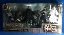 The Lord of the Rings, THE BLACK GATE OF MORDOR GIFT PACK, 6 Figures, 2004