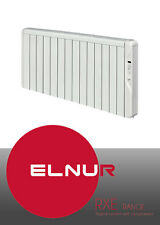 Elnur RX14E 2000W Dry Technology Electric Radiator No Oil Digital & Programmable