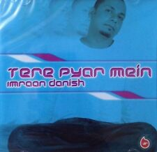 IMRAAN DANISH - TERE PYAR MEIN - BRAND NEW BHANGRA CD - FREE UK POST