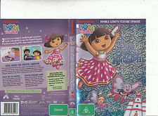 Dora The Explorer:Dora Saves The Crystal Kingdom-2000-TV Series USA-DVD