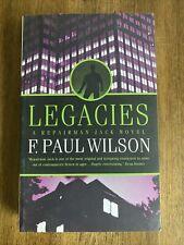 Legacies: A Repairman Jack Novel Sku:150