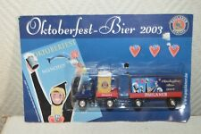 Truck + Trailer Mercedes Party of The Beer Pub Paulaner New Truck Bier