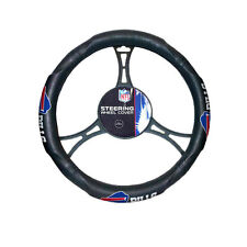 New NFL Buffalo Bills Synthetic leather Car Truck Steering Wheel Cover