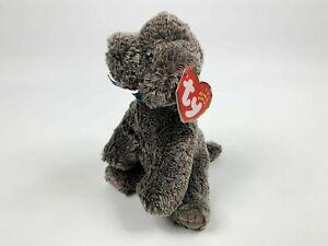 TY BEANIE BABY 2001 FRISBEE the WEIMARANER DOG Plush Stuffed Animal Retired