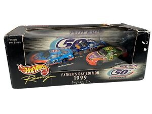 Hot Wheels Petty Racing 50th 1999 Father's Day Edition Target 1:64 Diecast Cars