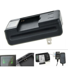 LCD Battery Charger With USB Port for BL-46CN LG A340 AT&T Cell Phone Battery