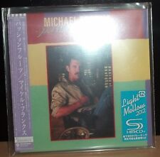 MICHAEL FRANKS - Passionfruit SHM CD mini LP WPCR14435 Japan New