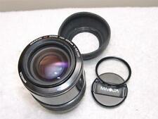 MINOLTA MAXXUM AF 100-200mm Zoom LENS 1:4.5 SONY ALPHA f/4.5+UV Filter+Hood