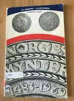 Norges Mynter 1483-1969 - BF Brekke and B Ahlstrom