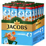 Coffee Jacobs 4 in 1, caramel, boxing - 24 pcs * 12 gr