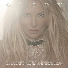 BRITNEY SPEARS - GLORY [PA] NEW CD