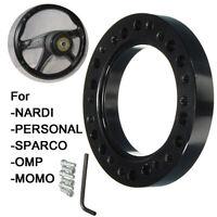 Car Wheel Hub Adapter Steering Spacer Set For MOMO OMP  NARDI SPARCO PERSONAL