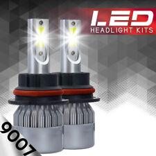 XENTEC LED HID Headlight kit 9007 HB5 White for 2003-2003 Ford E-550 Super Duty