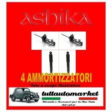 KIT 4 AMMORTIZZATORI ANT +POST FIAT MULTIPLA 1.9 JTD Diesel ASHIKA