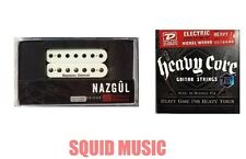 Seymour Duncan Nazgul 7 String Bridge Humbucker White ( 1 SEVEN STRING SET )