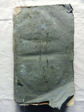 Libro LES AVENTURES DE TELEMAQUE Fils D'Ulysse Limoges 1837 In Francese