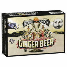 Brookvale Union Ginger Beer 330mL Pack of 24 Cans