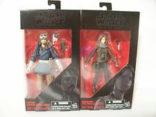 STAR WARS ROGUE ONE FIGURES JYN ERSO AND CAPT CASSIAN ANDOR
