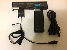 WDDJJGSNEW External Battery Charger FOR Toshiba  PA3634U-1BAS PA3635U  MORE