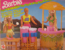 Barbie Hawaiian Fun Beach Party Play Set 1990