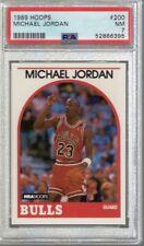 1989/90 Hoops Michael Jordan #200 PSA 7