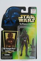 Star Wars The Power Of The Force TIE FIGHTER Pilot Action Figure *BRAND NEW*