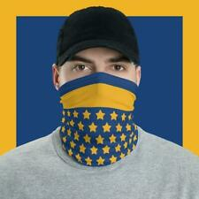 Boca Juniors 1 Neck Gaiter - Face Shield, Headband, Wristband, Neck Warmer,