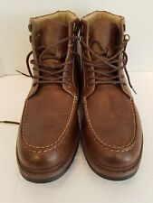 New in Box MEN'S ARIZONA Boots HIGHLAND Brown Size 12M MSRP $90