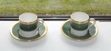Green Unboxed Coalport Porcelain & China