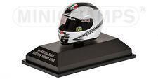 MINICHAMPS VALENTINO ROSSI HELMET 1/8  GP SEPANG  2005 YAMAHA  397050066