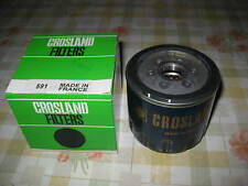 OIL FILTER - CROSLAND 591 - FITS: VOLVO PENTA MARINE & FARYMANN DIESEL ENGINES