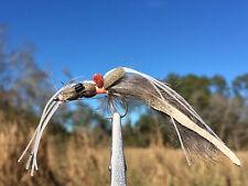 Fly Fishing Flies (Bass Pike Trout Gar Musky) Dive Master Dirty Little Rat (6)