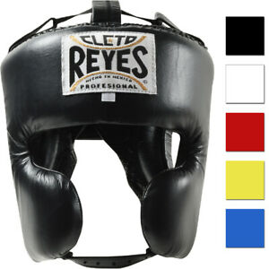 Cleto Reyes Classic Training Cheek Protection Boxing Headgear