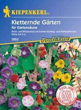 Kiepenkerl - *Kletternde Gärten für Gartenzäune*3852 Schling- + Kletterpflanzen