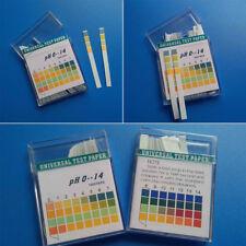 100 pH Health Tester Alkalinität Säure Teststreifen Indikatorpapier Wasser ES#L