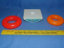 FISHER PRICE ROCK-A-STACK parts pieces - ring base #627