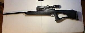 Benjamin Trail NP All Weather Black Break Barrel Nitro Piston .22 Scoped Rifle