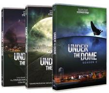 UNDER THE DOME - STAGIONI 1,2,3 (12 DVD) SERIE TV TRATTA DA STEPHEN KING