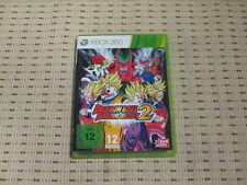 Dragonball Raging Blast 2 para Xbox 360 xbox360 * embalaje original *