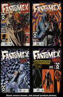 Fantomex Max 1 2 3 4 Complete Set Run Lot 1-4 VF/NM
