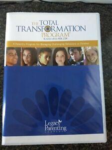 The Total Transformation Program - James Lehman: 8 Audio CDs / 1 DVD / Workbook