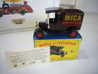 Models of Yesteryear Y12  Ford T Van MICA Hershey. RARE - Limited to 500.