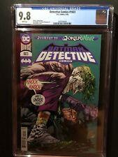 Detective Comics #1023 Joker War CGC 9.8